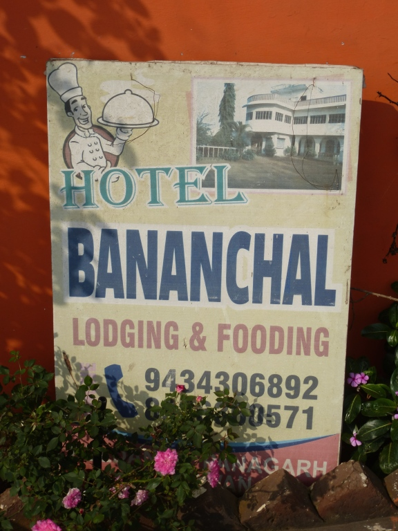 Lodging and fooding